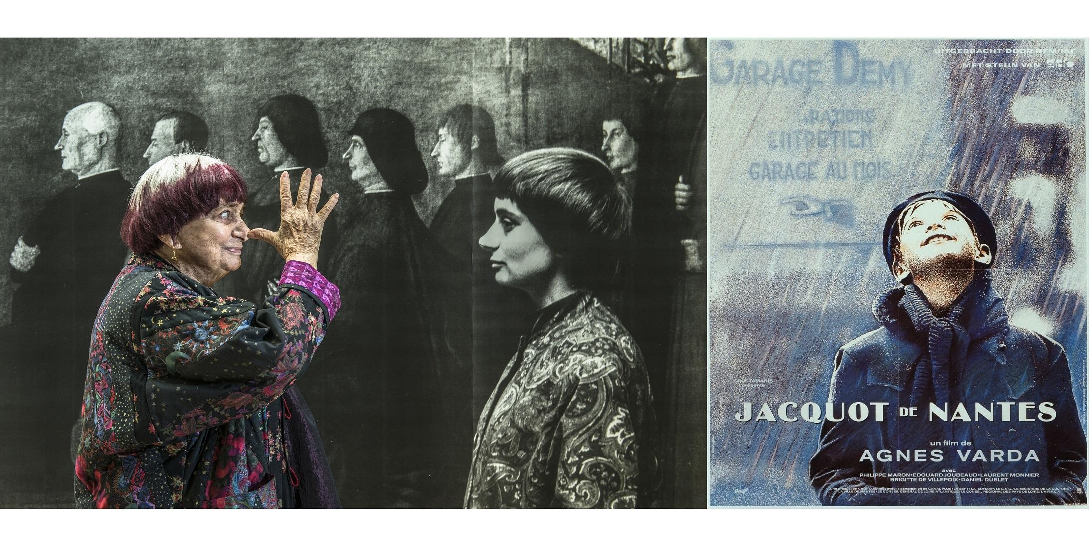 Special screening as a tribute to Agnès Varda – 13th