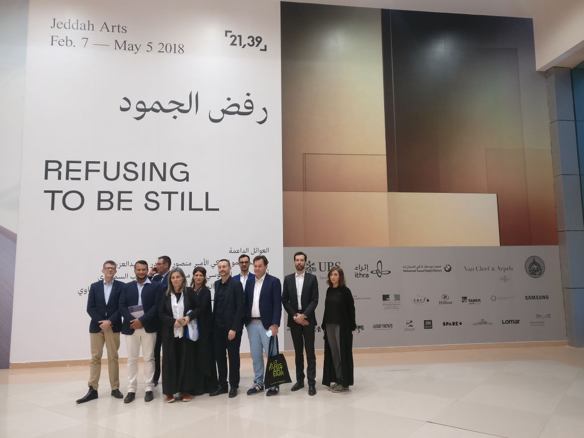 Participation of a French delegation to the 5th edition of « 21 39