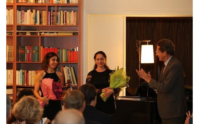 Classical Concert at the Residence of France